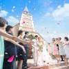 青空&ガーデン♪天空の大聖堂ツアー&和洋折衷特別試食フェア★